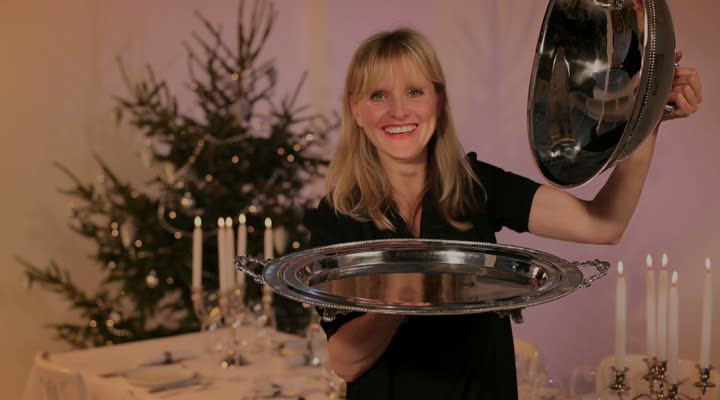 Kersttafel trouw aan traditie