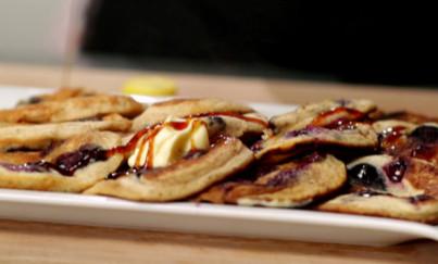 American pancakes bakken