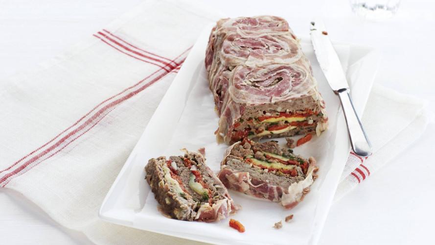 Italiaans gehaktbrood (polpettone)