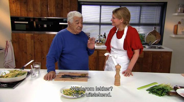 Antonio Carluccio - Pasta en doperwten
