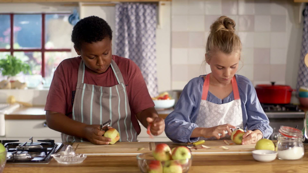 Hoe maak je appelmoes?