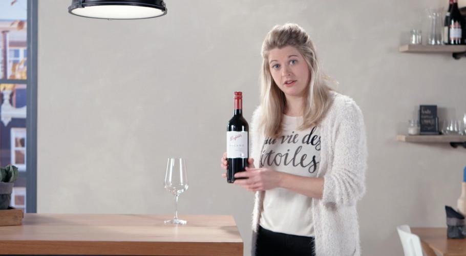 Hoe schenk je wijn in zonder te morsen?