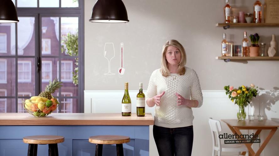 Kan witte wijn ook te koud zijn?