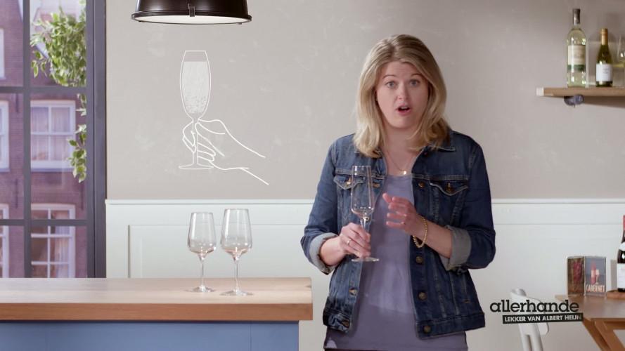 Maakt het uit wat voor wijnglas je gebruikt?