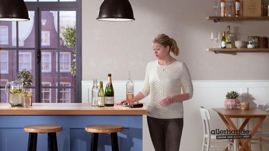 Wat is de beste manier om een geopende fles wijn te bewaren?