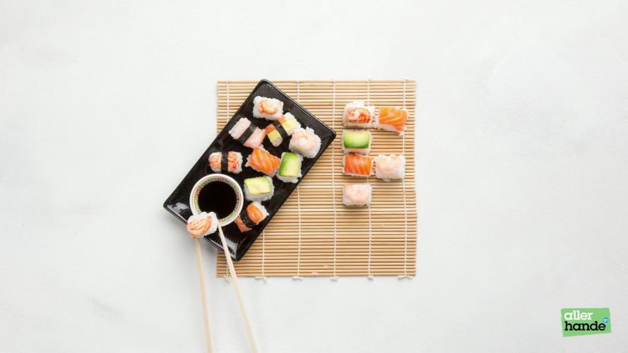 Kidsproof sushi
