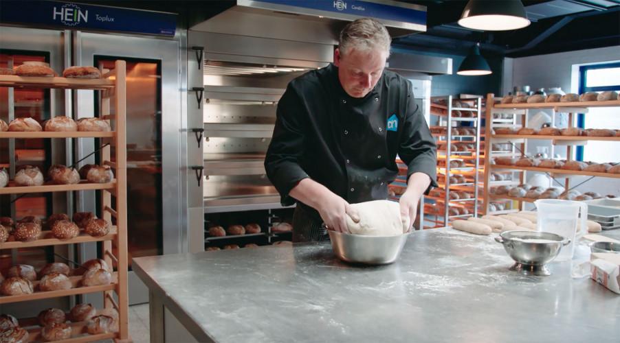 De Albert Heijn van onze bakker Patrick