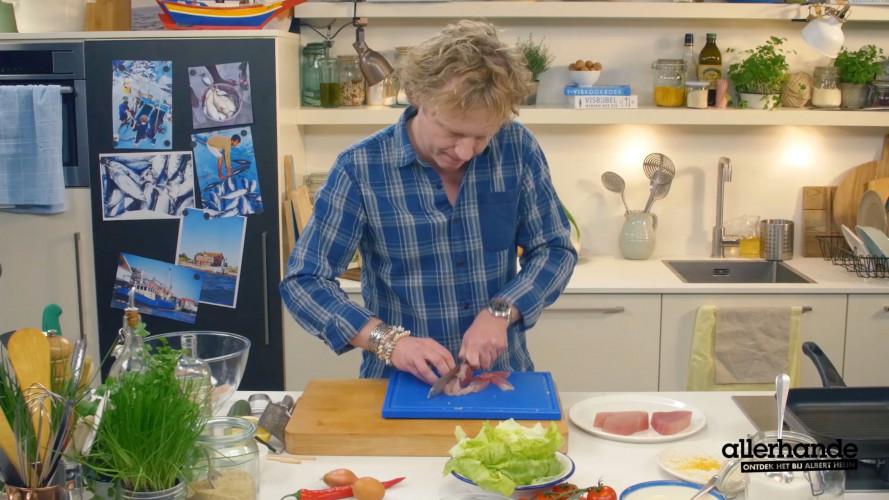 Bart van Olphen - tonijnburger