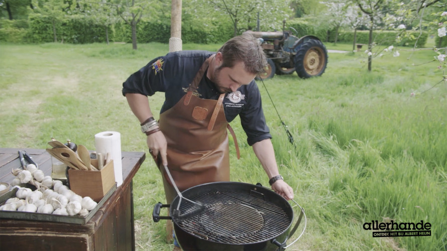Jord Althuizen - schone grill