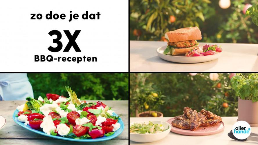 3x BBQ-recepten